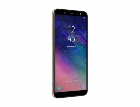 Samsung Galaxy A6 Guld, Demoexemplar